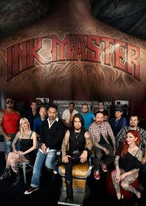 Ink Master - poster
