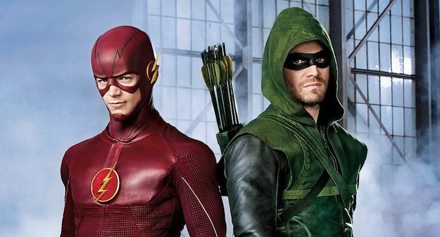 Flash i Arrow - zdjęcie