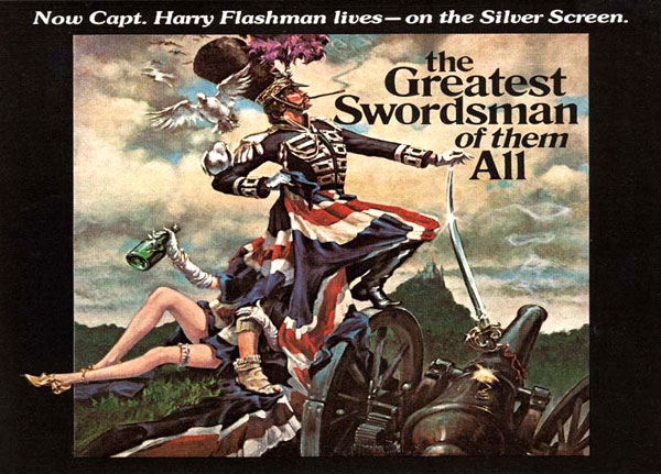 in defence of harry flashman