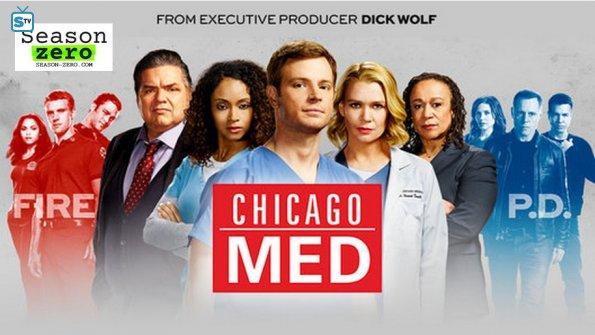 Chicago Med - plakat