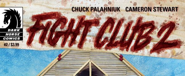 a literary analysis of fight club Arguing against the prevalent but mistaken notion that tyler durden is the mouthpiece of chuck palahniuk, this paper examines the underlying critique of politics that underlies fight club.