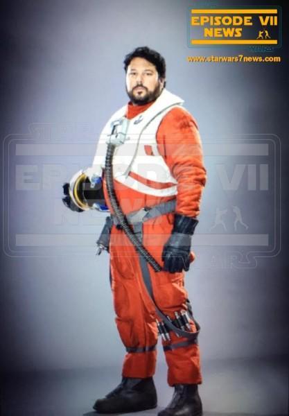 Greg Grunberg - Gwiezdne wojny