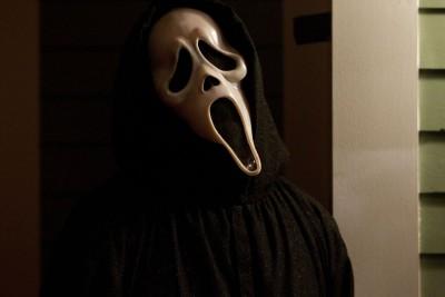 Krzyk - zdjęcie ghostface z filmu