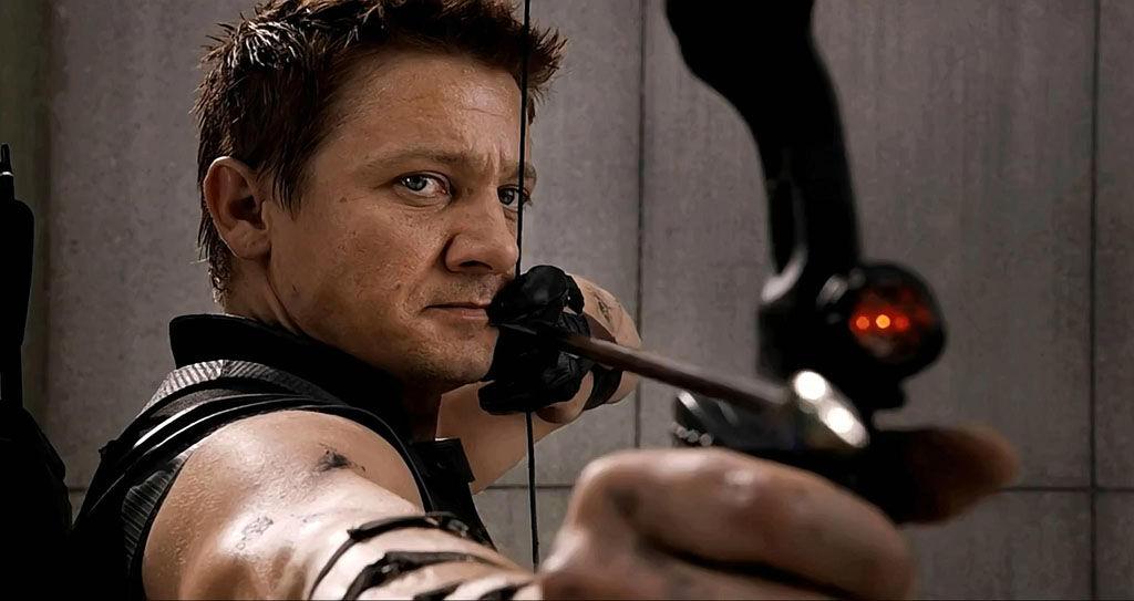 Hawkeye - Jeremy Renner - zdjęcie