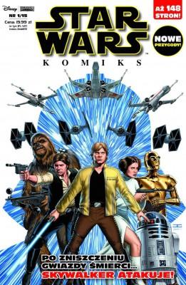 Star Wars Komiks #59 (1/2015) Skywalker atakuje