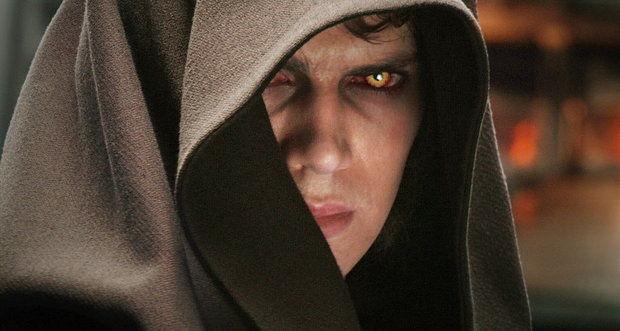 Hayden Christensen - Anakin Skywalker - Gwiezdne Wojny - zdjęcie