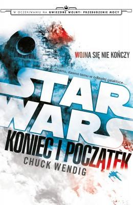 Star Wars: Koniec i początek - okładka