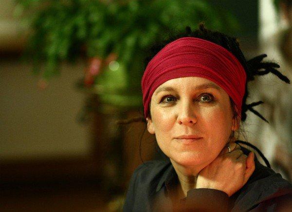 olga tokarczuk - nagroda nike 2015 - zdjęcie
