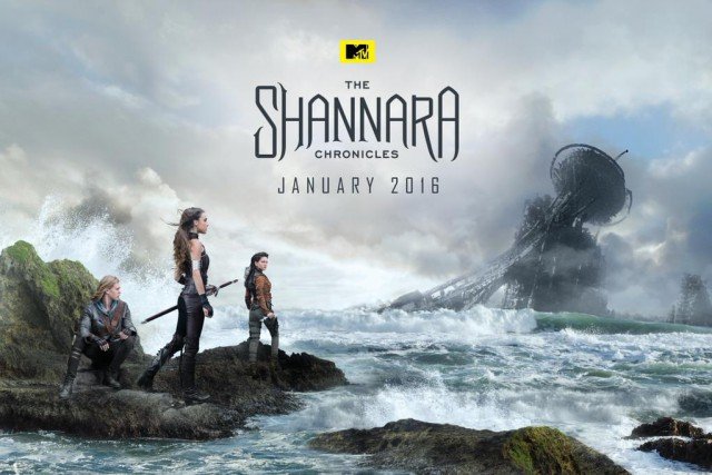 Kroniki Shannary - plakat, nowe seriale