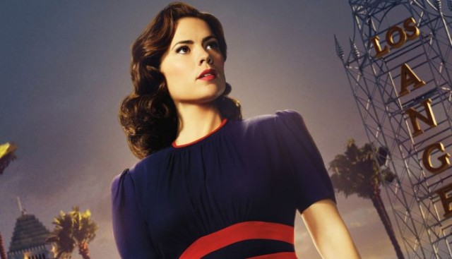ABC, Agentka Carter, Hayley Atwell