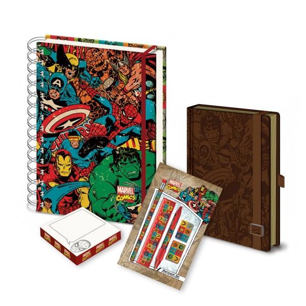 Zestaw biurowy Marvel Comics