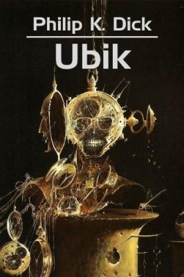 ubik - okładka