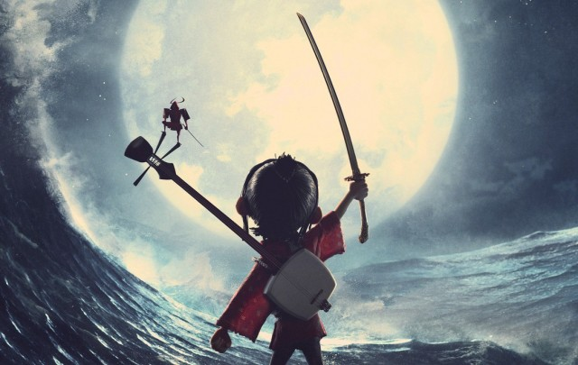 Kubo and the Two Strings plakat