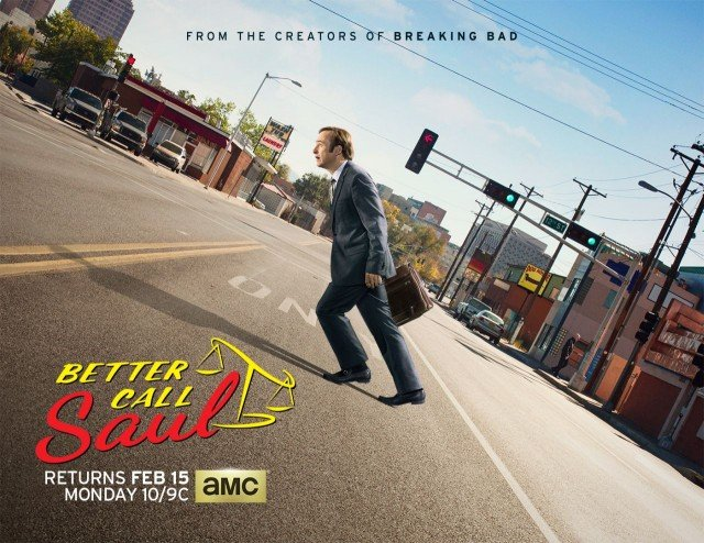 Better Call Saul - promocyjny plakat