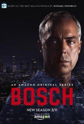 bosch - sezon 2 - plakat