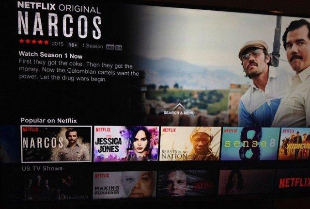 Netflix na Xbox One