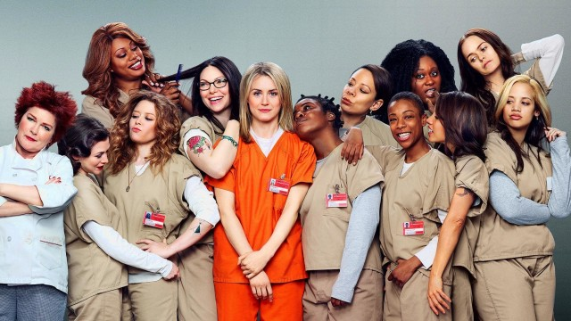 Serial platformy Netflix Orange Is the New Black