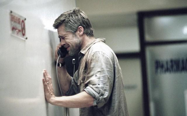 Brad Pitt w filmie Babel