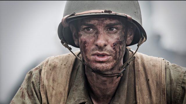 Hacksaw Ridge - Andrew Garfield w filmie Mela Gibsona - zdjęcie