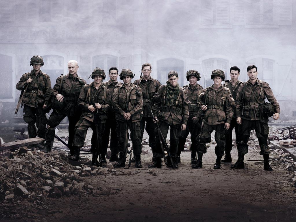 Kompania braci - HBO