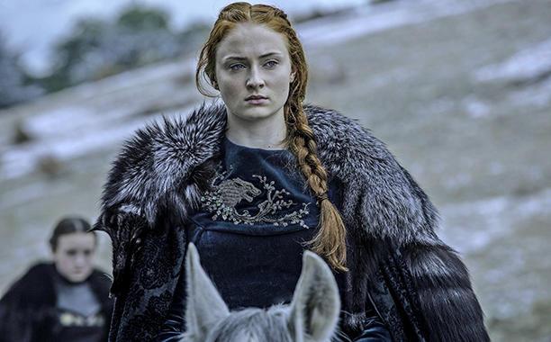 Sansa Stark - Gra o tron
