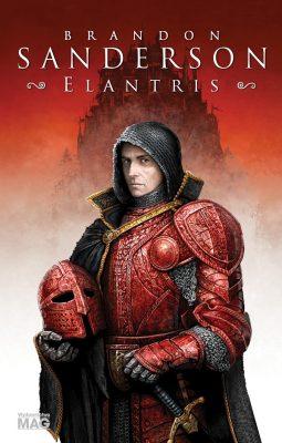 elantris - okładka