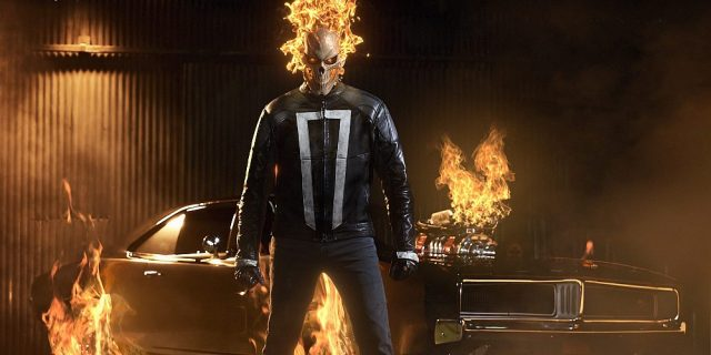 Agenci TARCZY - Ghost Rider