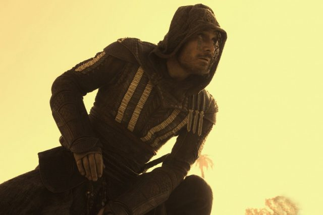 Assassin's Creed - zdjęcie z filmu z Michaelem Fassbenderem