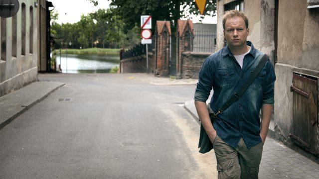Belfer - Maciej Stuhr w serialu Canal+