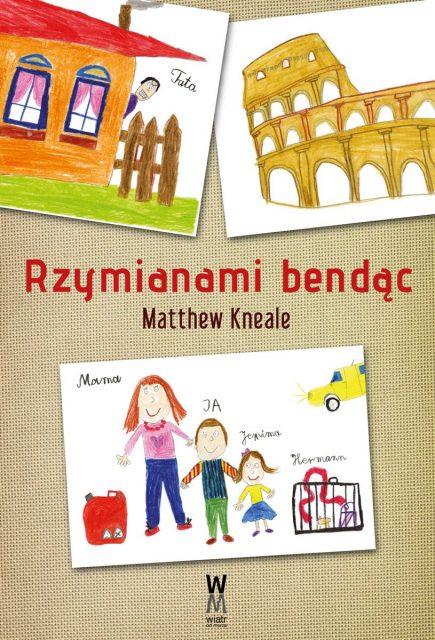 Rzymianami bendąc - okładka