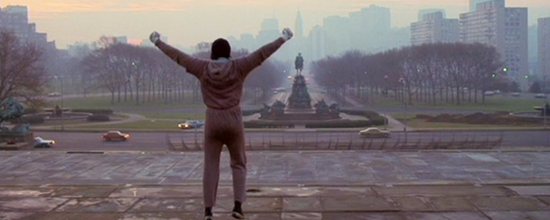W jakim amerykańskim mieście znajduje się słynna Statua Rocky'ego?