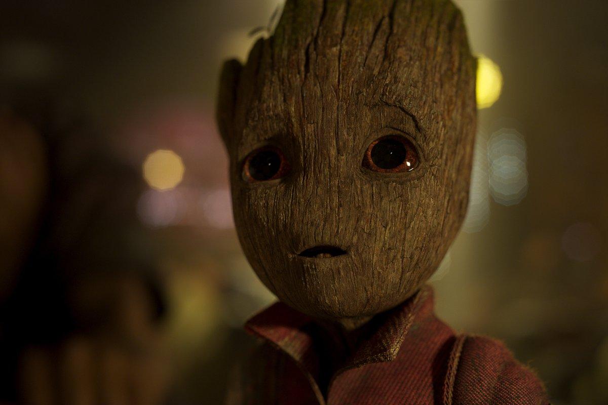 Mały Groot - Strażnicy Galaktyki 2
