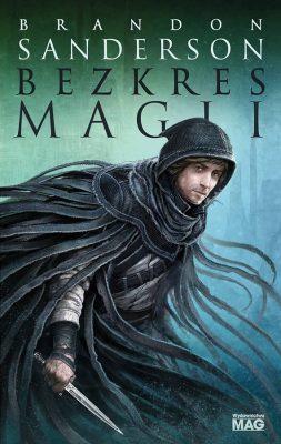 Bezkres magii - okładka