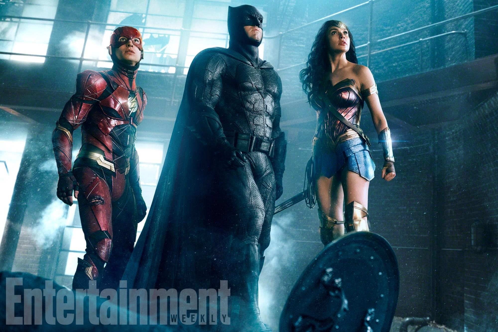 Zdjęcie z filmu Liga Sprawiedliwości - Batman, Flash i Wonder Woman