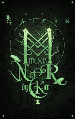 mitologia nordycka - okładka
