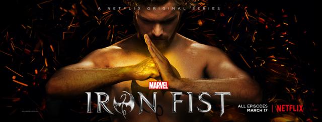 Iron Fist - zdjęcie z serialu Netflixa