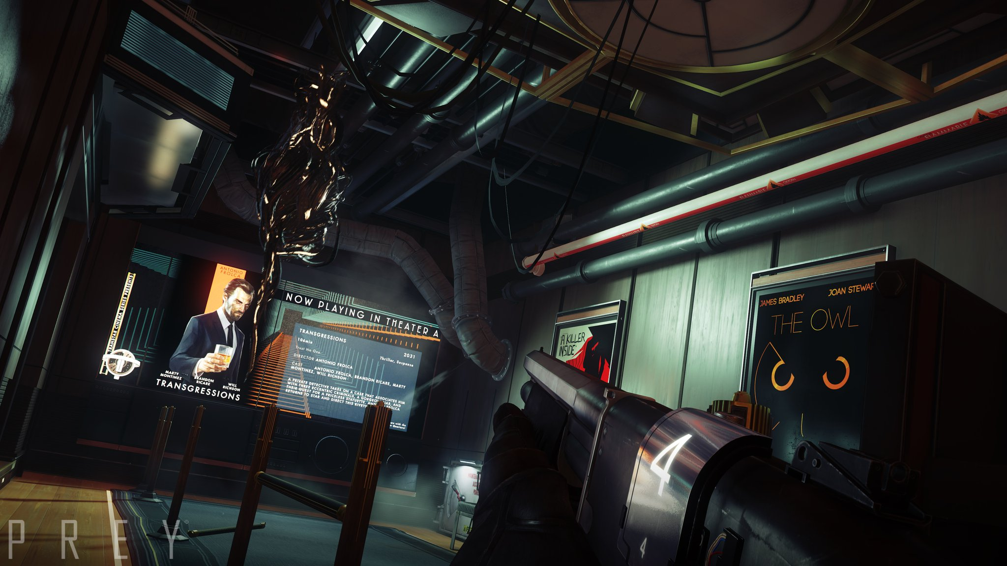 Prey - screeny z gry