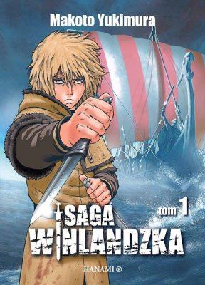 Saga winlandzka, tom 1, okładka