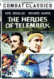 The Heroes of Telemark-plakat