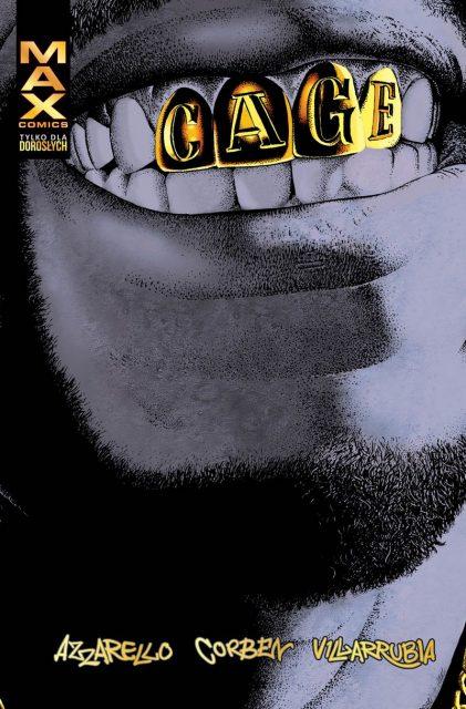Cage - okładka
