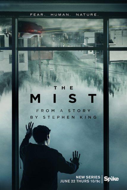 Mgła - plakat serialu