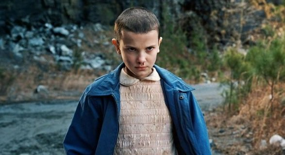 Millie Bobby Brown / Stranger Things