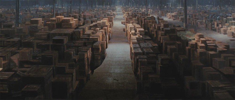 Magazyn Poszukiwacze Zaginionej Arki