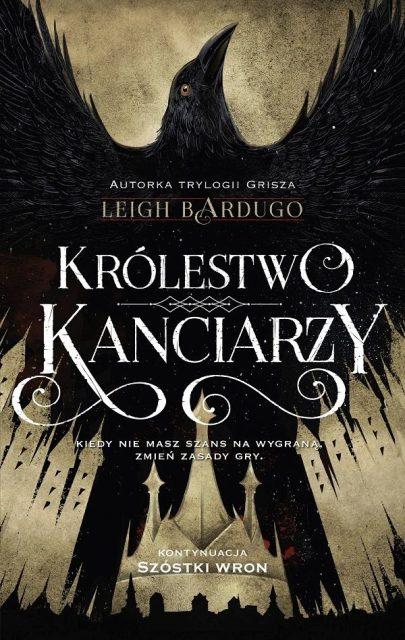 Królestwo kanciarzy - okładka książki