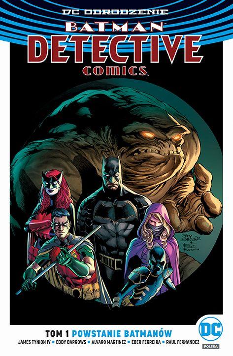 Batman Detective Comics - Powstanie Batmanów