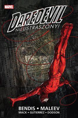 Daredevil. Nieustraszony!, tom 1 - okładka