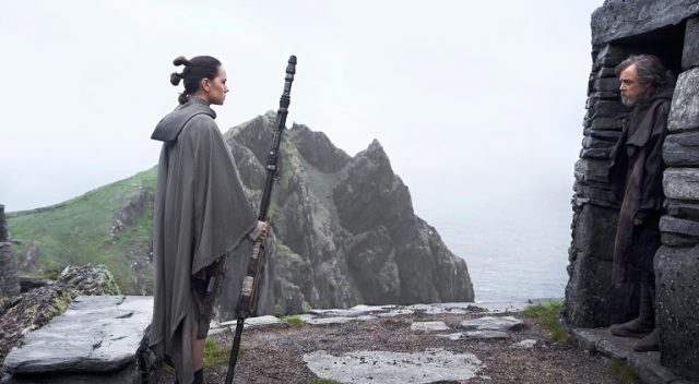 Gwiezdne wojny: Ostatni Jedi - grafika promocyjna