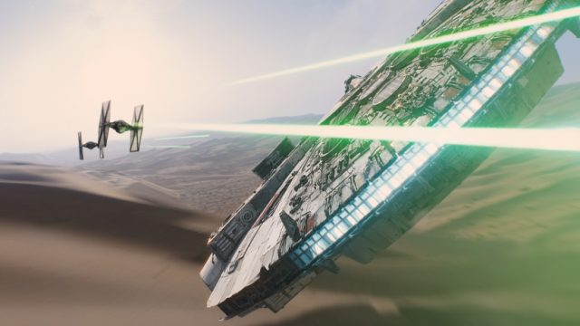 Gwiezdne wojny: Przebudzenie Mocy - zdjęcie z filmu