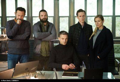 Nielegalni - zdjęcie z serialu