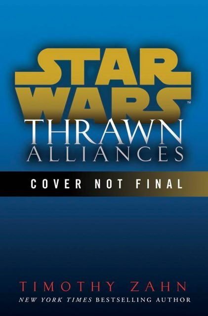 Star Wars: Thrawn Alliances